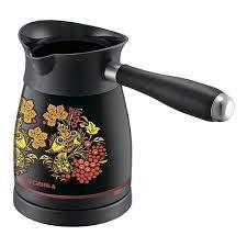 Кофеварка-<b>турка</b> Росинка РОС-1008 хохлома — купить в ...