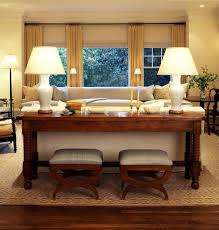 sofa table ideas. Best 25 Desk Behind Couch Ideas On Pinterest Living Room Sofa Table E