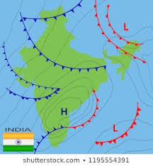 Weather Forecast India Images Stock Photos Vectors