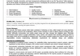 Technical Project Manager Resume Sample Lovely Professional Resume