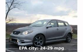 2003 Toyota Matrix - Specs, Info - YouTube