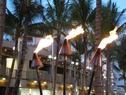 lighting tiki torches. Excellent Gas Torch Lights Contemporary Natural Tiki At Beachwalk Waikiki O Ahu Torches Lighting I