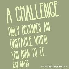 Quotes About Challenges Stunning 48 Great Overcoming Obstacles Quotes To Help You Motivate Yourself