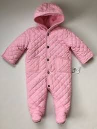 NWT Ralph Lauren Baby Girl Polo Pony Quilted Pink Snowsuit Bunting ... & Image is loading NWT-Ralph-Lauren-Baby-Girl-Polo-Pony-Quilted- Adamdwight.com