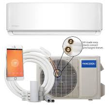 How Does A Heat Pump Heat Ramsond 24000 Btu 2 Ton Ductless Mini Split Air Conditioner And