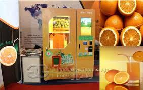 Orange Juice Vending Machine Adorable Fresh Orange Juice Vending Machine