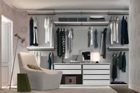scandi style walk in closet