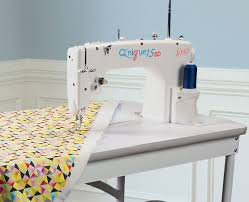 Quilting Machines | Add–ons and Accessories | The Grace Company & Qnique 15M manual quilting machine Adamdwight.com