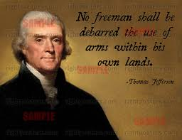 2nd Amendment Quotes Custom Second Amendment Poster