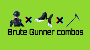 You can get this one skin for 599 at the time of its release. Download Best Brute Gunner Combos In Mp4 And 3gp Codedwap