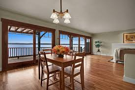 dining seattle waterfront. burien seattle shorewood waterfront real estate home house for sale dining room living
