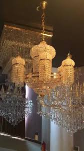 middle east design fancy classic crystal chandelier