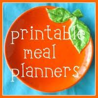 New Editable Weekly Menu Planners The Peaceful Mom