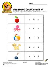 You will find the fun fonix series but much more than that on this site. Beginning Sounds Phonics Worksheet