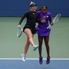 Coco Gauff and Caty McNally, Known as ...