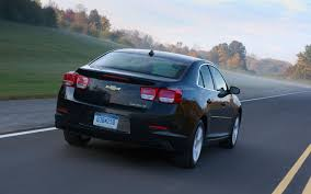 2013 Chevrolet Malibu Turbo Starts at $27,710, 2013 Malibu I-4 at ...