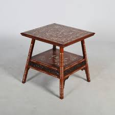 oriental furniture perth. Lot 25 - A Chinese Dark Wood And Ivory Inlaid Occasional Table, Late 19th/ Oriental Furniture Perth V
