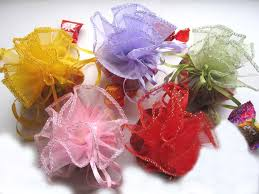 favor bag organza bag 001