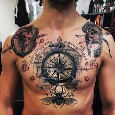 70 Scarab Tetování Vzory Pro Muže Egyptské Bettle Nápady