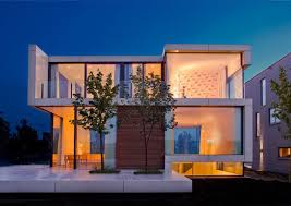 modern houses architecture. Modern House Architecture Front View Design MARC Architects By Night Absolutely Ideas 16 On Home Houses E