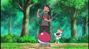 Anyone else bothered by the fact that in the anime Go has a 100% catch rate  on his Pokeballs? : pokemon