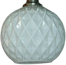 glass globe pendant light shade portfolio in h 8 in w white art glass globe pendant glass globe pendant light shade