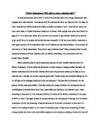 jamestown essay twenty hueandi co jamestown essay