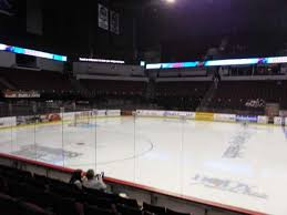 rabobank arena section 114 row f seat 7 rabobank arena bakersfield condors