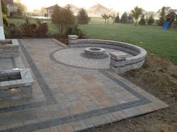 patio with square fire pit. Outdoor Bar And Gas Fire Pit Living Space Traditional-patio Patio With Square T