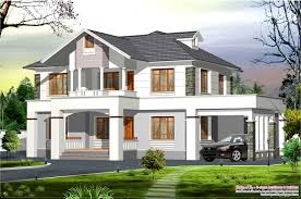 Amazing Kerala Home Designs and House Plans that you    ll LoveAmazing Western Style Kerala Home at sq ft