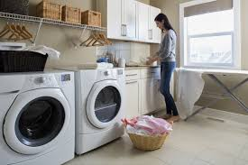 Where Should The Laundry Room Go In A New Home?