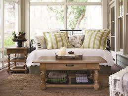 Coffee Tables With Basket Storage Furniture Coffe Table With Storage Basket And Drawer And Loveseat