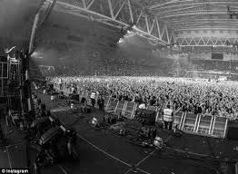 concerts at td garden. The Concert At TD Garden In Boston, Pictured, Where Least 36 Avicii Fans Concerts Td 6