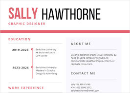Graphic Resume 12 Easy Attractive And Free Infographic Resume Templates
