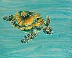 sea turtle wall art painting nik s turtle by emily brantley on turtle wall art painting with sea turtle art fine art america