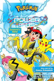 Pokémon the Movie: The Power of Us--Zeraora Vol. 1 - Comics by comiXology