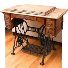 Singer Sewing Machine Cabinets