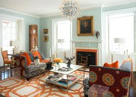 colored acrylic coffee living room with white trim gold tables victorian area rugs fl custom
