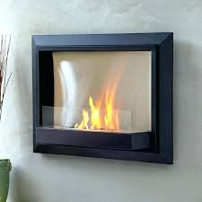 wall mounted vent free gas fireplace wall mounted ventless natural gas fireplace
