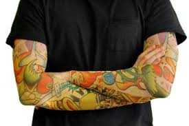 Falešné Tetování Na Ruku Pimp Juice