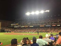 Oriole Park At Camden Yards Section 62 Home Of Baltimore