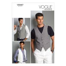 Mens Vest Pattern Free Amazing Decoration