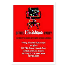 Office Holiday Party Invitation Wording Also Funny Party Invitation