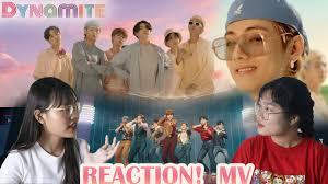 Thai Reaction! BTS (방탄소년단) 'Dynamite' Official MV - YouTube