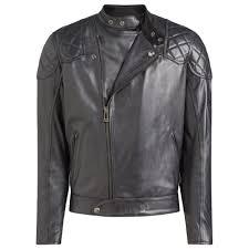 belstaff ivy bull leather jacket black 1