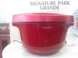 sharp healsio. sharp healsio automatic cookware.