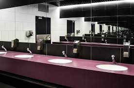 public bathroom mirror. Wc Toilet Purely Public Bathroom Mirror