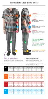 Dickies Size Chart Mens 78 Problem Solving Dickies Jeans Size Chart