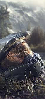 Halo Infinite Master Chief Helmet 8K ...