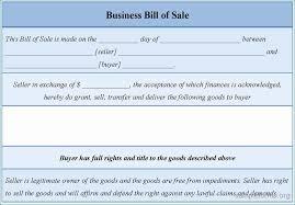 Free Car Bill Of Sale Business Bill Of Sale Genuine Car Bill Sale Sample Free Printable